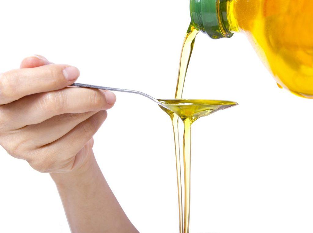 Ölziehen_Sonnenblumenöl