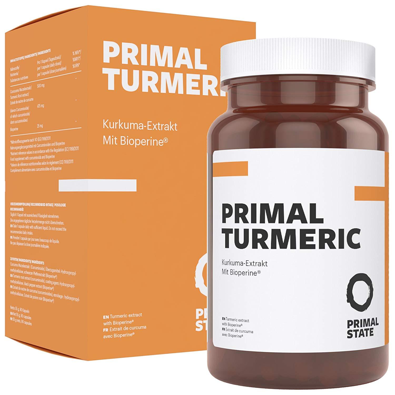 Primal Turmeric