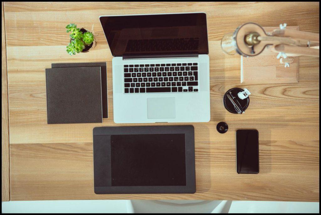 Minimalismus_Schreibtisch