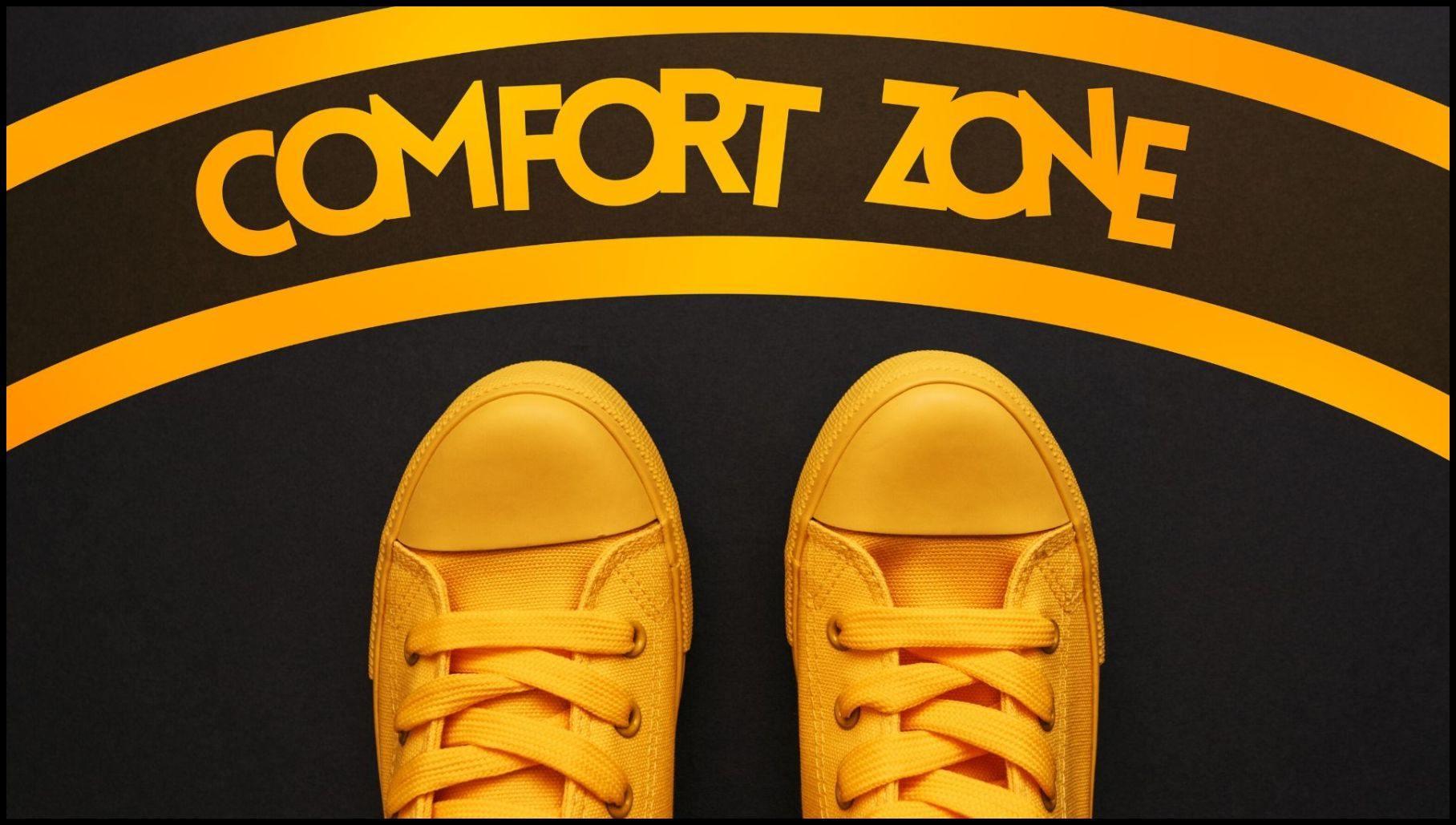 Komfortzone verlassen_Schuhe