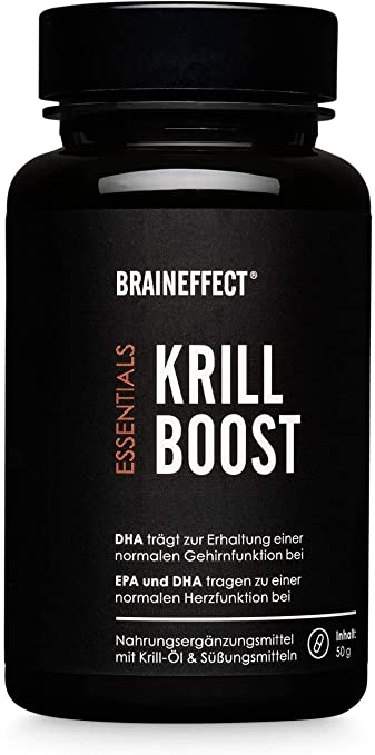 Braineffect Krillöl