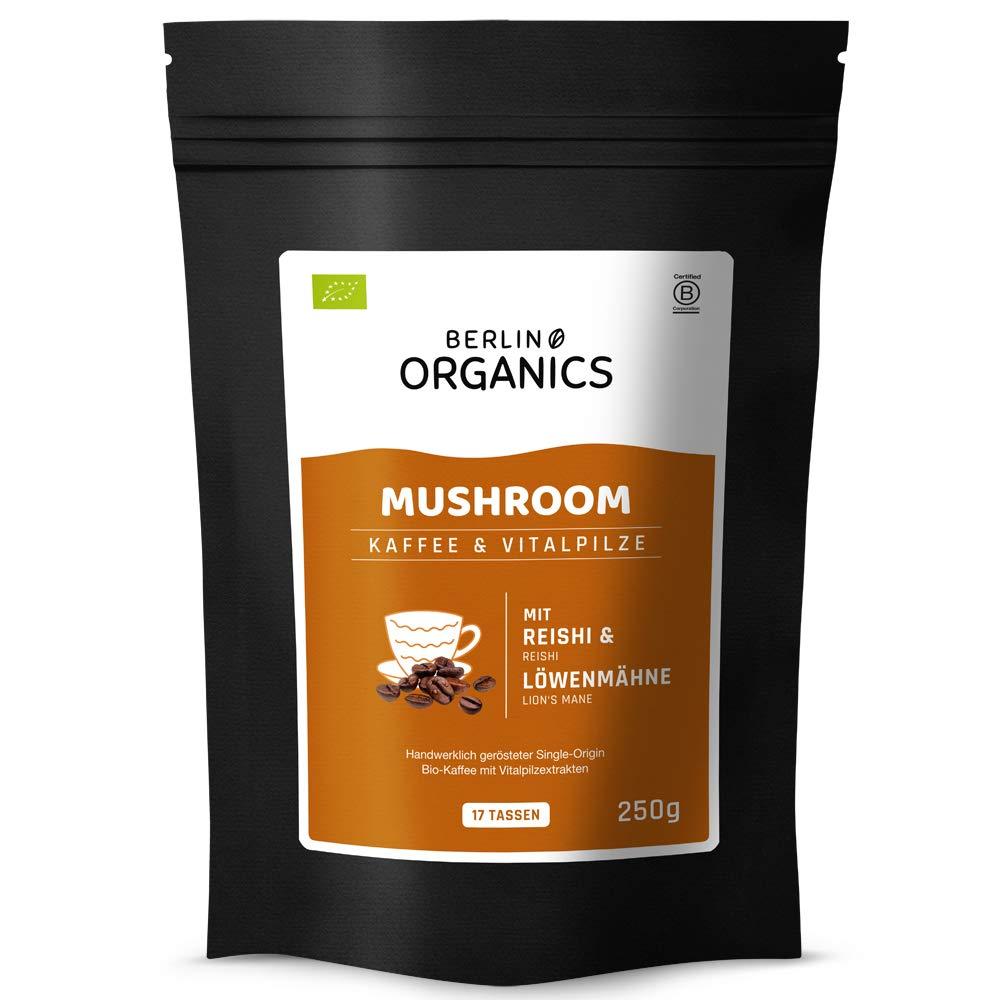Mushroom Kaffee