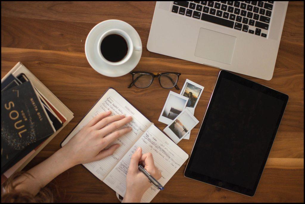Achtsamkeitsübungen_Journaling